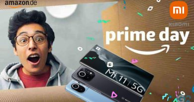 Amazon Prime Day mit Xiaomi-Angeboten