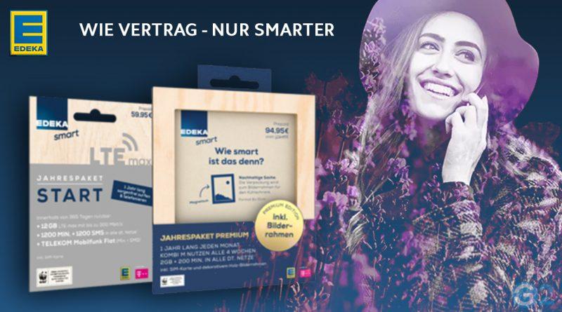 Edeka Smart Prepaid-Karte