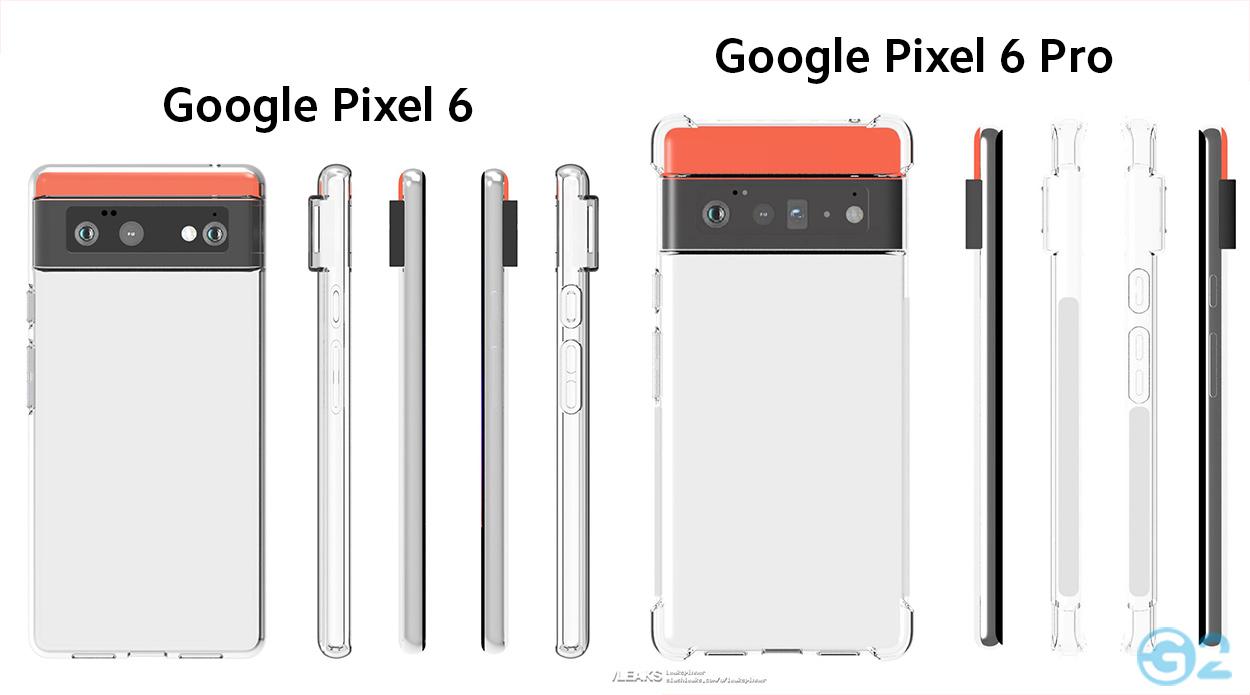 Google Pixel 6 (Pro) Schutzhüllen