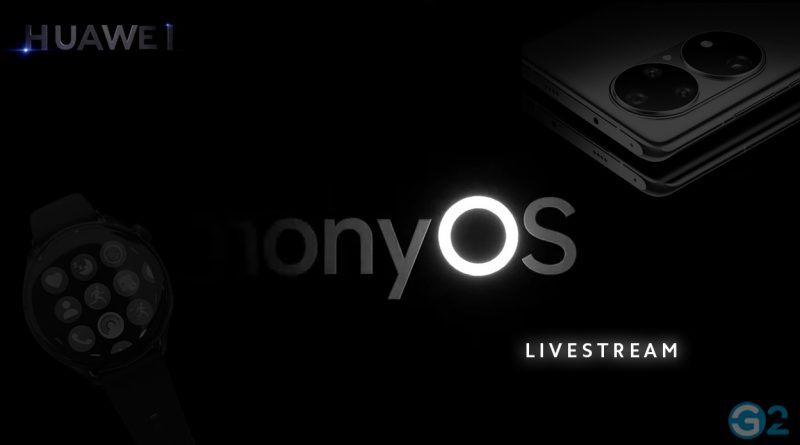 Huawei HarmonyOS Launch-Event