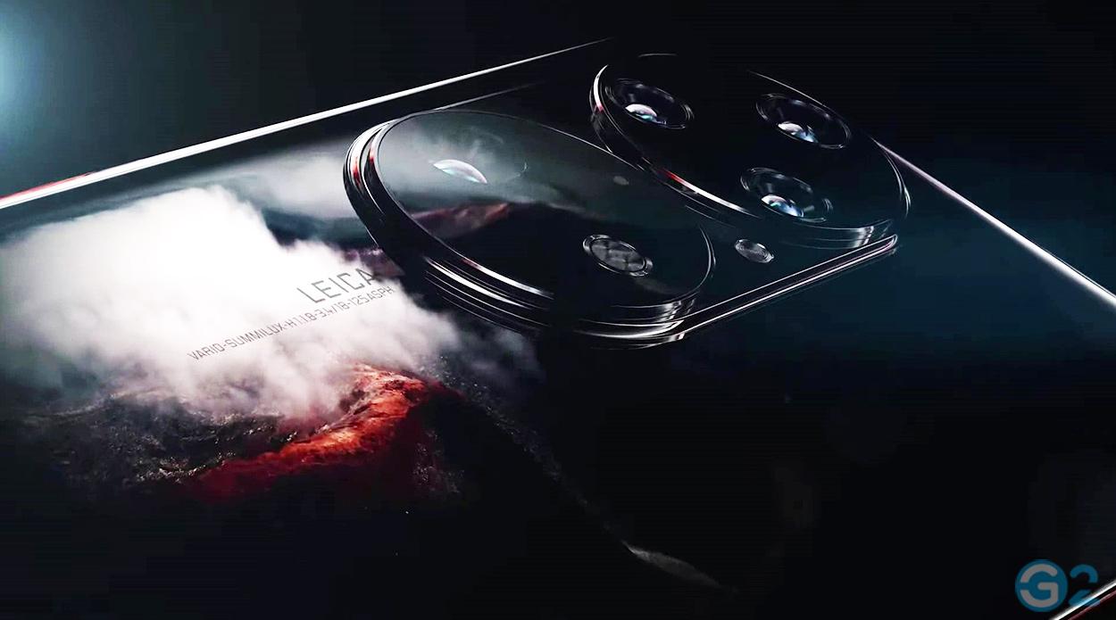 Huawei P50-Series Camera