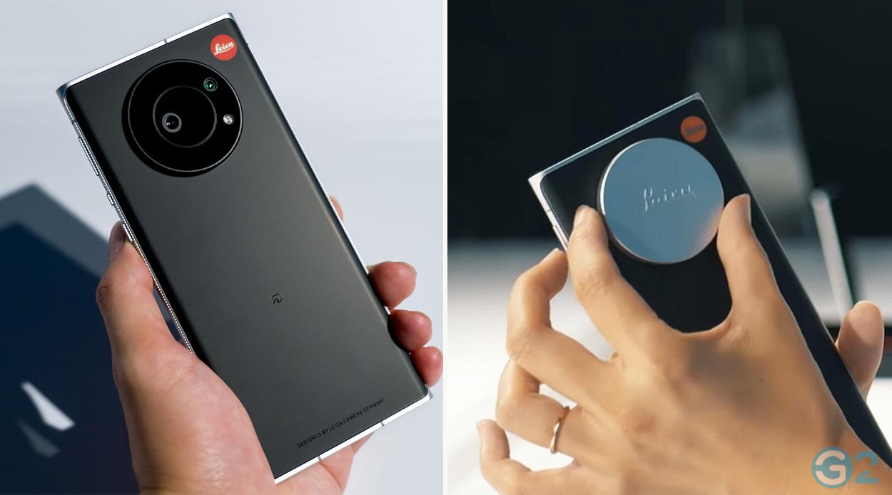Leica Leitz Phone 1 magnetisches Kameraobjektiv
