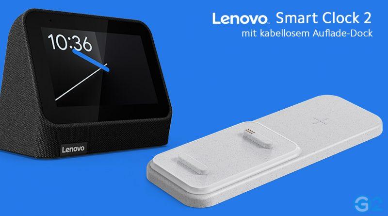 Lenovo Smart Clock 2
