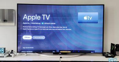 Apple TV-App auf Android TV
