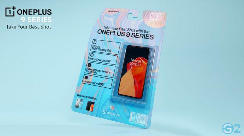 OnePlus 9 Series Blisterverpackung