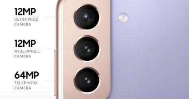 Samsung Galaxy S21 Kamera