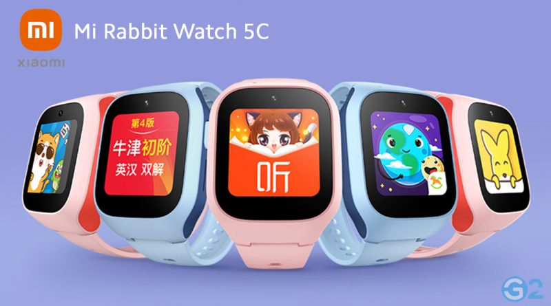 Xiaomi Mi Rabbit Watch 5C
