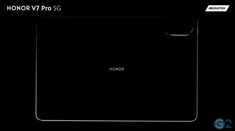 Honor V7 Pro Tablet erscheint auf dem Honor Magic 3 Launch-Event