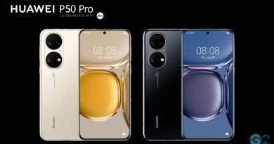 Huawei P50 und P50 Pro+