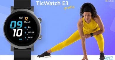 Mobvoi TicWatch E3 Challenge