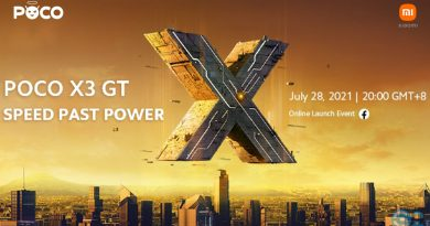 Poco X3 GT Launch-Event