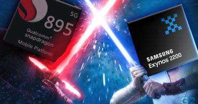Samsung Exynos 2200 vs. Snapdragon 895