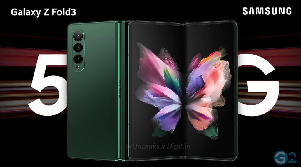 Samsung Foldables Z Fold3