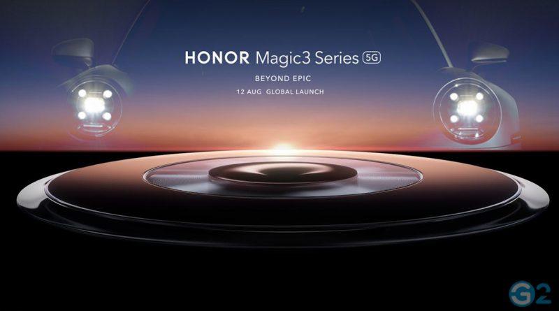 Honor Magic3 im Porsche Design