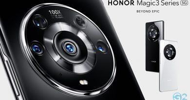 Honor Magic3-Series