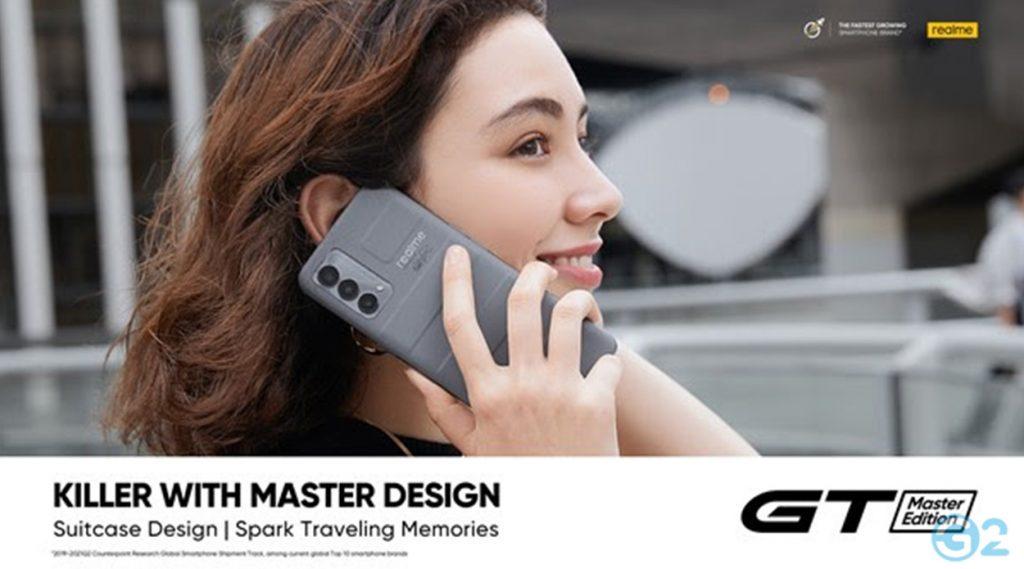 Realme GT Master Edition