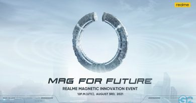 Realme Magnetic Innovation Event