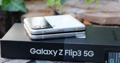 Samsung Galaxy Z Flip3 im Test