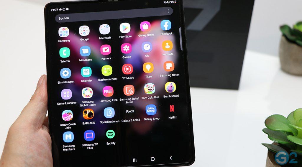 Samsung Galaxy Z Flip 3 und Z Fold 3