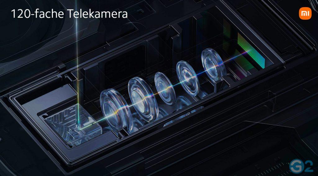 Xiaomi 120-fache Periskop-Kamera