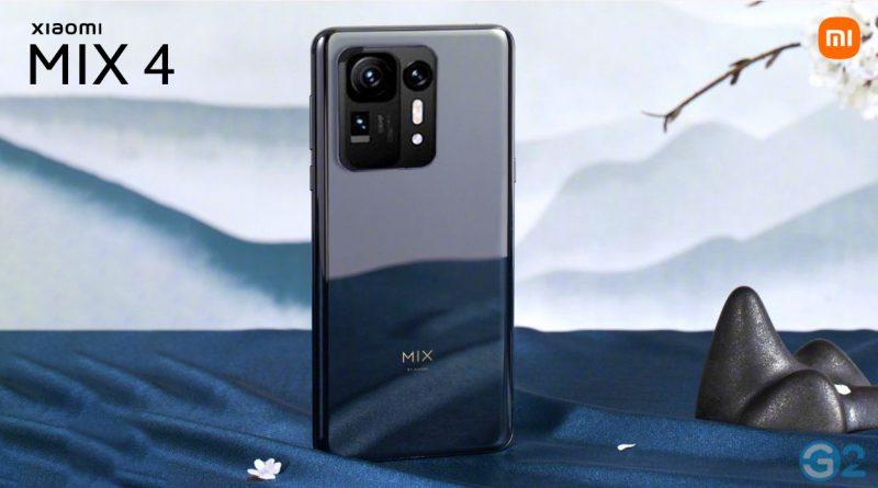 Xiaomi Mi Mix 4 / Xiaomi MIX 4