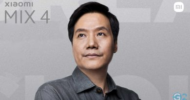 Xiaomi Mi Mix 4 Live Event