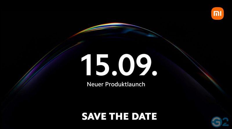 Xiaomi Mi 11T Launch-Event