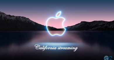 Apple Event im Livestream