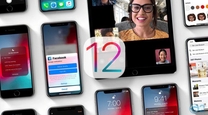iOS 12 Apple liefert Update für ältere iPhones