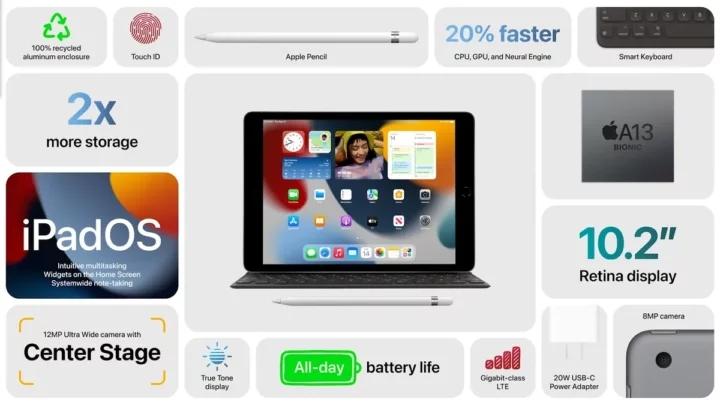 Apple iPad 9. Gen