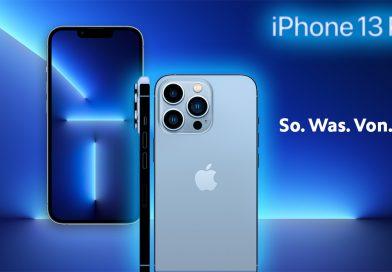 Das ist das Apple iPhone 13 Pro und iPhone 13 Pro Max offiziell