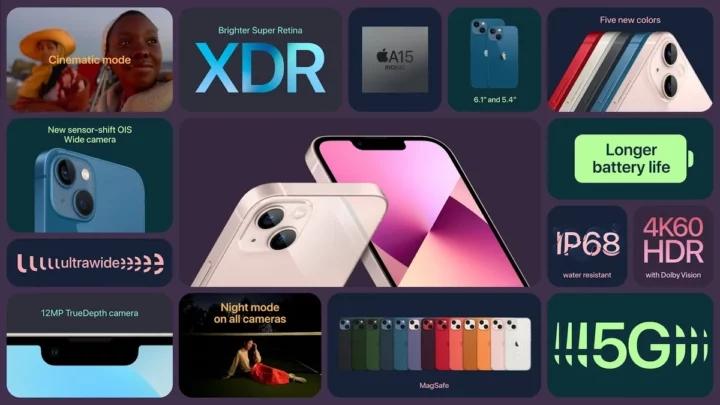 Apple iPhone 13 und 13 mini