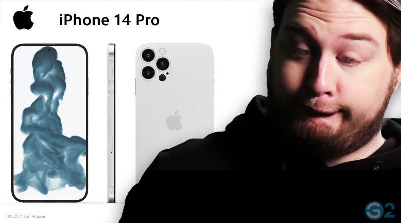 Apple iPhone 14 by Jon Prosser