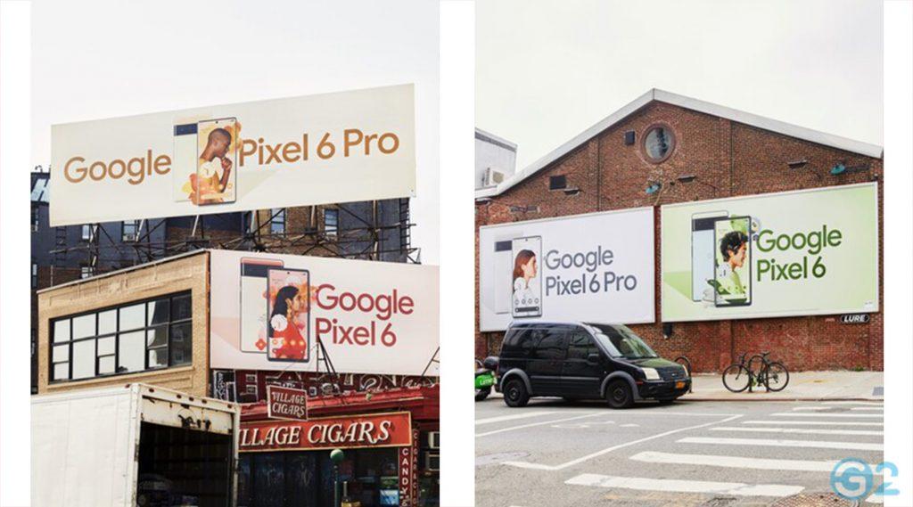 Google Pixel 6 und 6 Pro