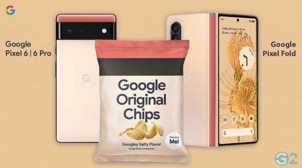 Google Pixel 6 (Pro) und Pixel Fold