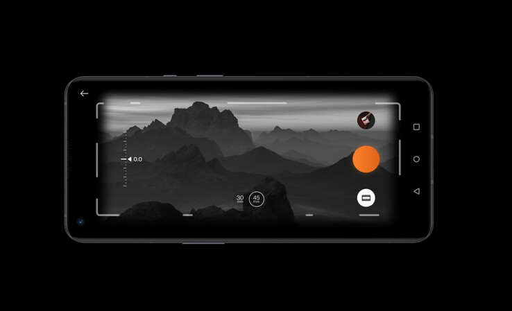 OnePlus 9 Pro Hasselblad XPan Kamerasucher
