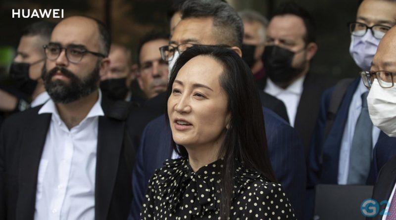 Huawei-Finanzchefin Meng Wanzhou