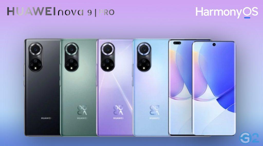 Huawei Nova 9 und Nova 9 Pro