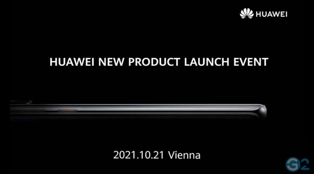 Huawei P50 Global Launch-Event