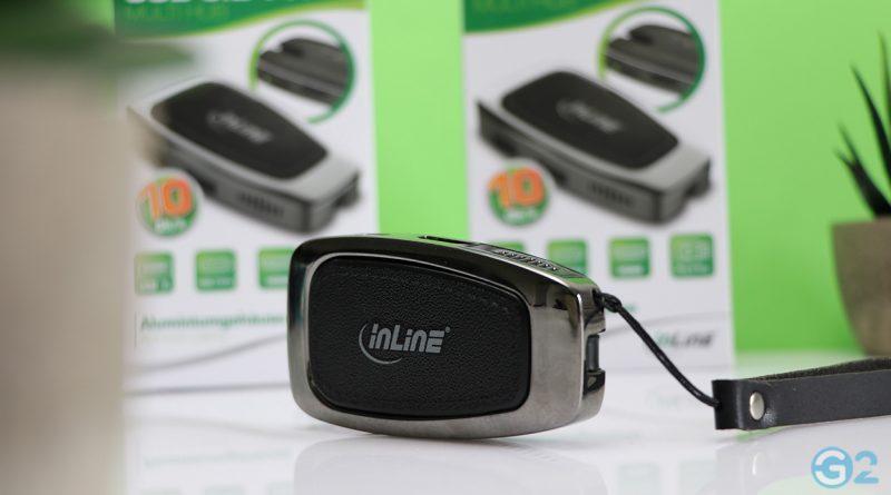 InLine USB-Typ-C-Multi-Hub