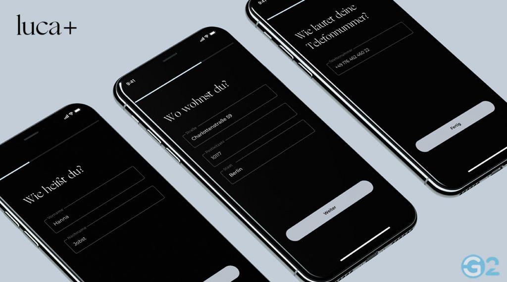 Luca Plus App