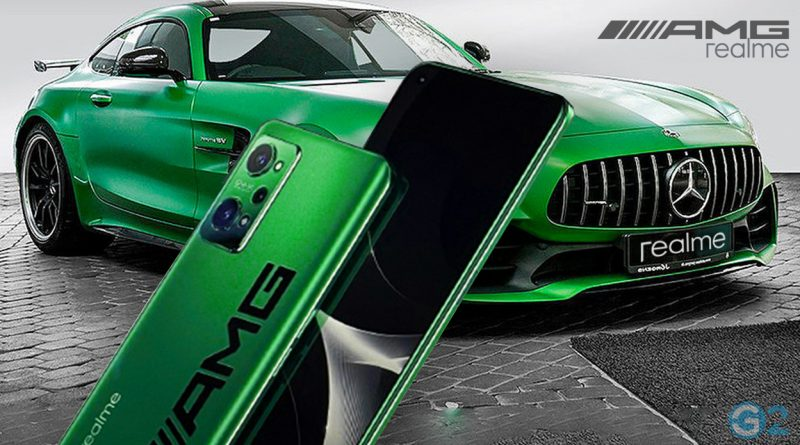 Realme GT Neo2 AMG Edition