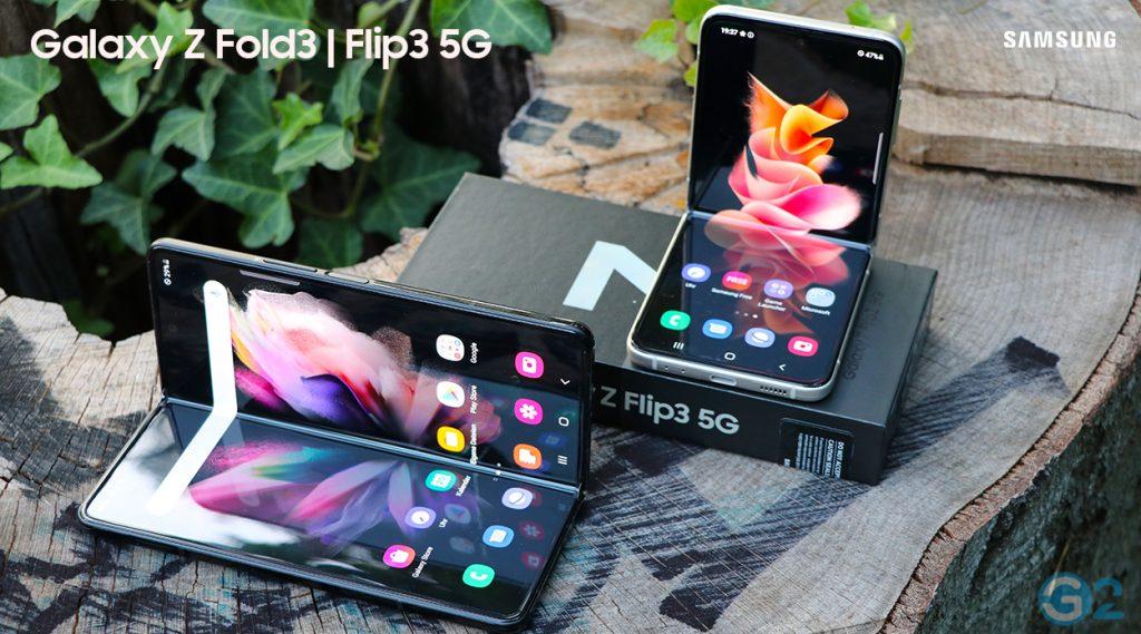 Samsung Galaxy Fold3 Flip3 5G