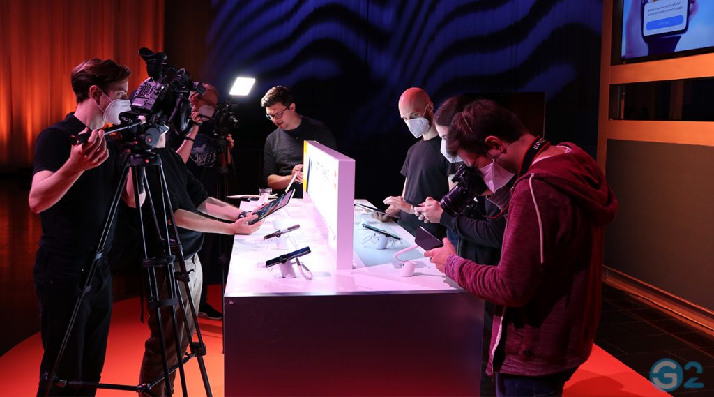 Xiaomi 11T Launch Event