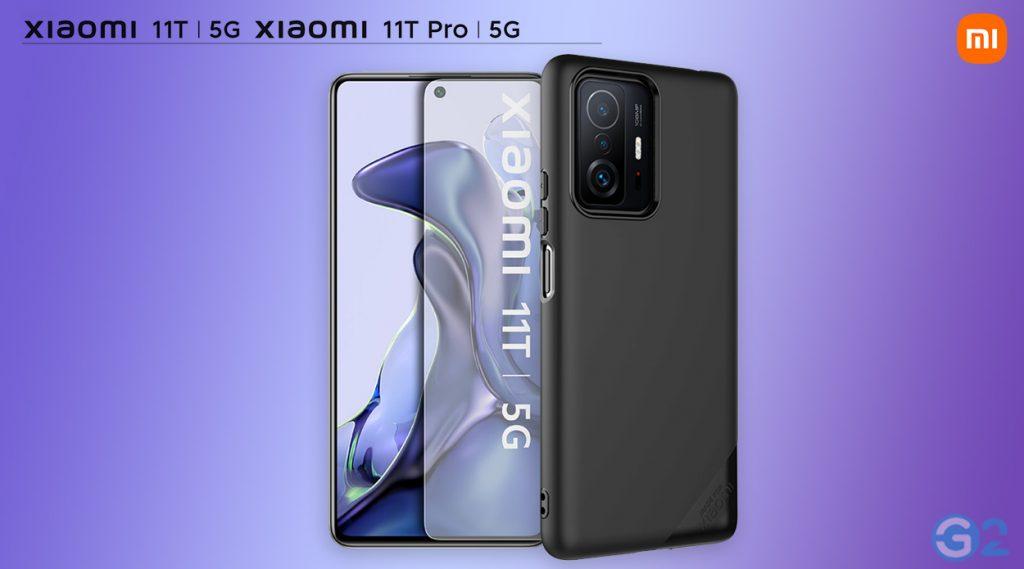 Xiaomi 11T Pro Case