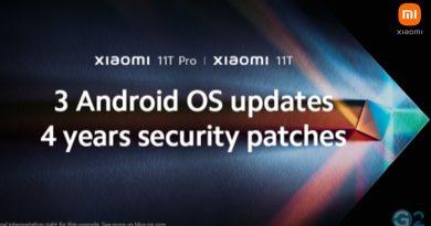 Xiaomi 11T Pro Update-Teaser