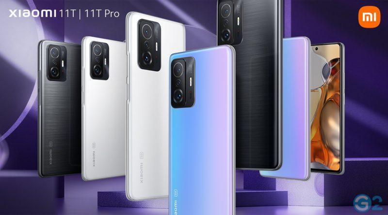 Xiaomi 11T und 11T Pro