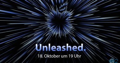 """Apple """"Unleashed""""-Event"""