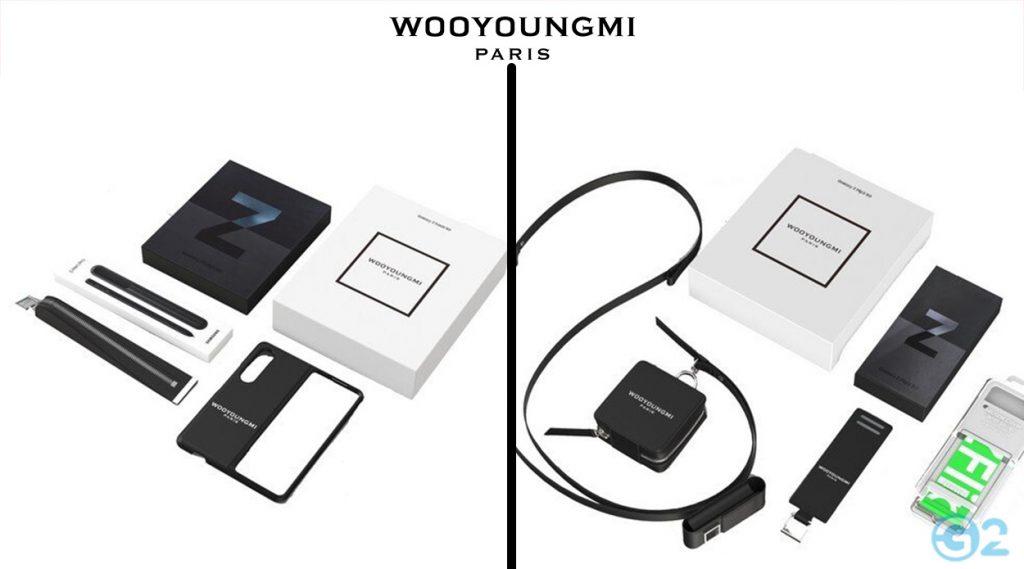 Samsung Galaxy Z Fold 3 Wooyoungmi Edition