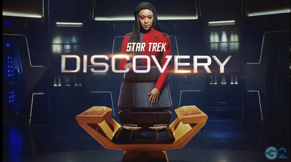 Star Trek U.S.S. Discovery